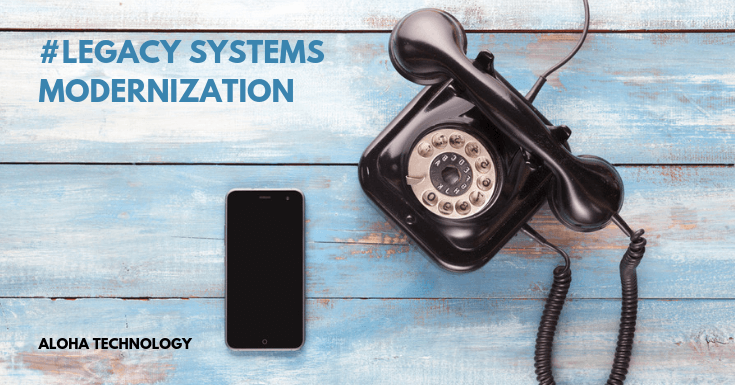 The Dimensions of 'Legacy Systems Transformation' Explained