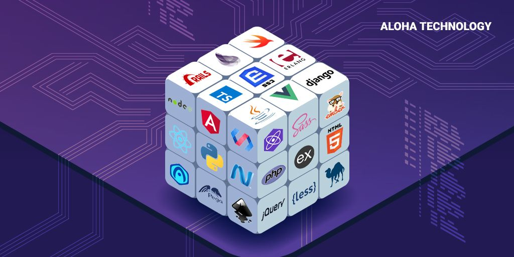 How to choose back-end technologies for your business application