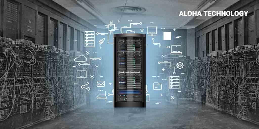 Aloha Technology Legacy system integration
